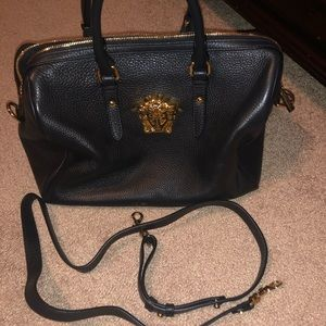 Versace Handbag and Wallet